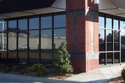 Тонировка стекол здания и перегородок