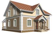 Декоративные фасадные элементы,  оформление фасадов