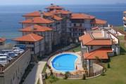 Болгария.  Апартаменты на 1-й линии моря!!!