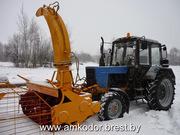 Оборудование фрезерно-роторное снегоочистительное ОФР-200.1