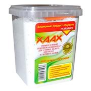 Бесфосфатный стиральный порошок «xaax» 0, 8 кг.