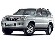 Toyota Land Cruiser Prado 120  араб,  американец  Lexus GX470