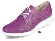 Оптовая продажа кожаной весенней обуви ТМ