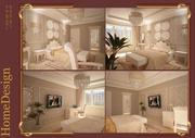 Дизайн интерьера антикризисная цена 1 500 за 1м2
