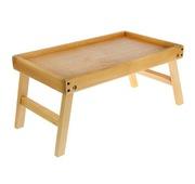 Столик складной деревянный для завтрака 46441