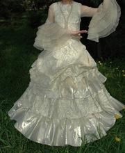 Продам свадебное казахское национальное платье