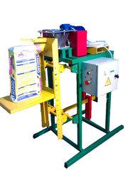 Дозатор шнековый (полуавтомат) для упаковки пылящих и трудносыпучих