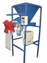 Дозатор весовой для расфасовки в мешки по 3-50 кг