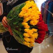 Тюльпаны, оптом на 8 марта