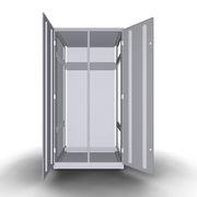 Шкафы каркасные сварные - производство