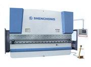 WC67Y-250T4000 синхронный загибочный станок из Китая