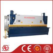 QC11Y-10X3200 гидравлические ножницы для металла из Китая