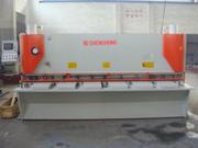 QC11Y-8х3200 гильотина гидравлическая из Китая