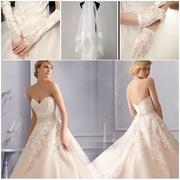 Свадебные платья от 58000