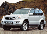 АВТОРАЗБОР Toyota Land Cruiser Prado 120