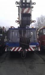 Продажа автокранов марки BUMAR, Январец