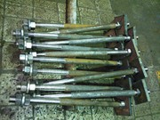 Изготавливаем болты фундаментные составныеГОСТ24379.1-80