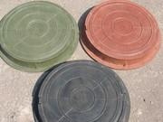 Люки канализационные полимернопесчаные люки, тип-Т