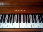Продам пианино Riga г. Алматы