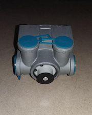Кран тормозной R-12 5 выходов