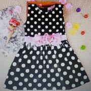 купальники и детские платья