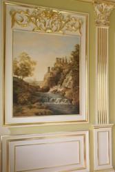 Роспись стен и потолков