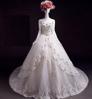 Свадебное платье «LUIZA»