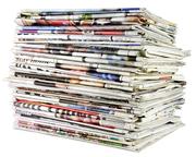 Вторсырье бумагу макулатуру закупаем в Алматы и пригороде. Вывоз.