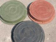 Люки канализационные полимернопесчаные люки, тип-ЛМ
