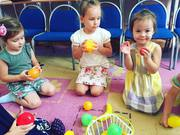 Занятия для 3 летних детей в Алматы
