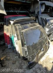 крышка багажника на Mitsubishi Montero Sport