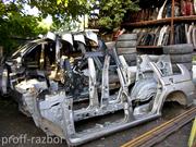 порог кузовной на Mitsubishi Montero Sport