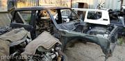 Авторазбор - Nissan Patrol Y 60 запчасти по кузову