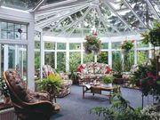 Установка  офисных перегородок,  зимние сады,  остекление балконов