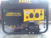 Качественный Бензиновый Генератор Kraft