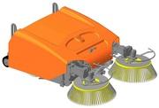 Уборочное оборудование (навесное) на МТЗ-80-82 БелДТ-8002