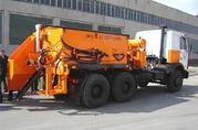 Оборудование для выполнения полного комплекса ямочного ремонта ЯР-4