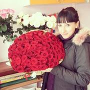 55 роз