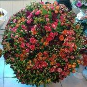 Букет 101 роза спрей 70 см