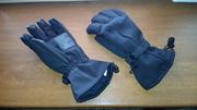 горнолыжные перчатки,  для сноуборда,  новые разм. XL