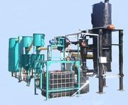 Газогенераторный комплекс  по выработке электроэнергии и тепла