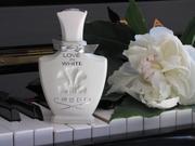 Creed Love in White,  нежный женский аромат