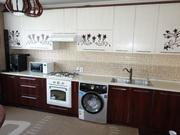 Продаётся трехкомнатная квартира в Жилом комплексе Реал Алматы.