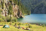 Кольсайские Озера – Кольсай 1 и Кольсай 2  на 14-15-16 апреля 2017 год