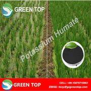 Гуминовые вещества-гуминовые кислоты Органические удобрения Гумат кали