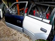 Дверь боковая на Toyota Land Cruiser Prado 95