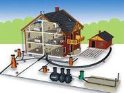 Проектирование водоснабжения и водоотведения