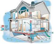 Проектирование отопления и вентиляции в зданиях