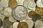 Монеты копейки советские СССР 1100 штук