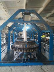 Оборудование по производству мешков для муки,  риса (б/у)
